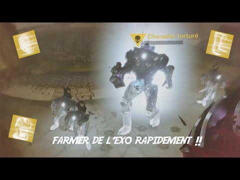AVOIR UN MAX D'EXOTIQUE RAPIDEMENT !! (Destiny)