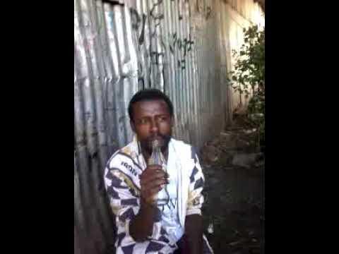 Ethiopian best voice street boy