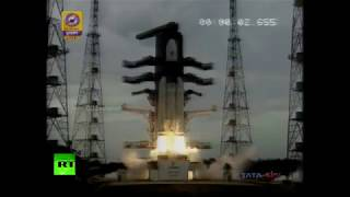 India launches Chandrayaan 2 rover mission to Moon