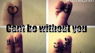 Cant be without you - Kyle James [Mp3 download]