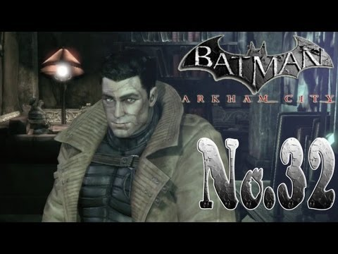 Batman arkham city - HUSH the Identity Thief