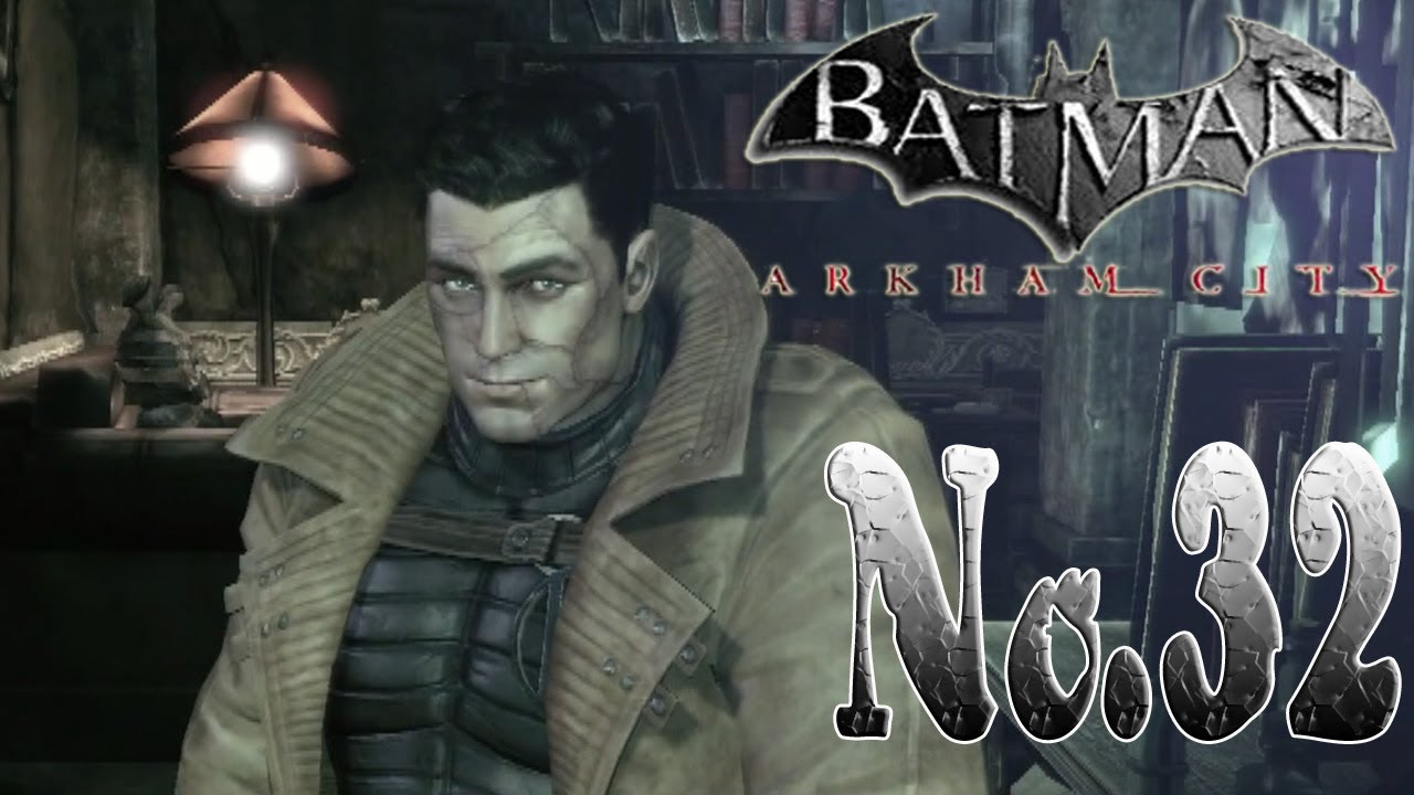 Batman arkham city - HUSH the Identity Thief - YouTube