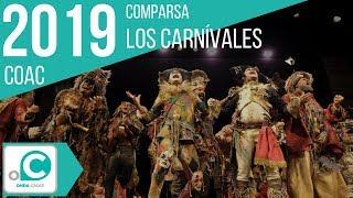 Comparsa, Los carnívales - Cuartos