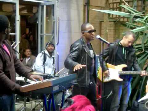 Taio Cruz - no other one , live@ Hollyoaks Music Show