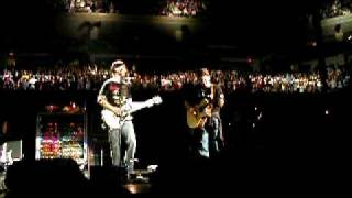 Scott Perretta Plays A Sort of Homecoming Live w/ U2 (Pt 2)