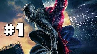 Spiderman 3 Wii Walkthrough Part 1