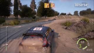 WRC 6 FIA World Rally Championship - Rally Italia Sardegna | Gameplay (PC HD) [1080p60FPS]