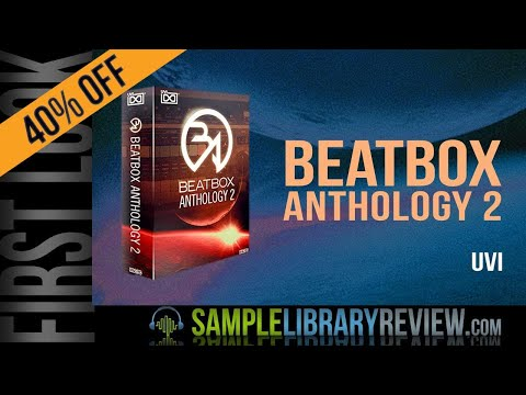 Checking Out: BeatBox Anthology 2 by UVI