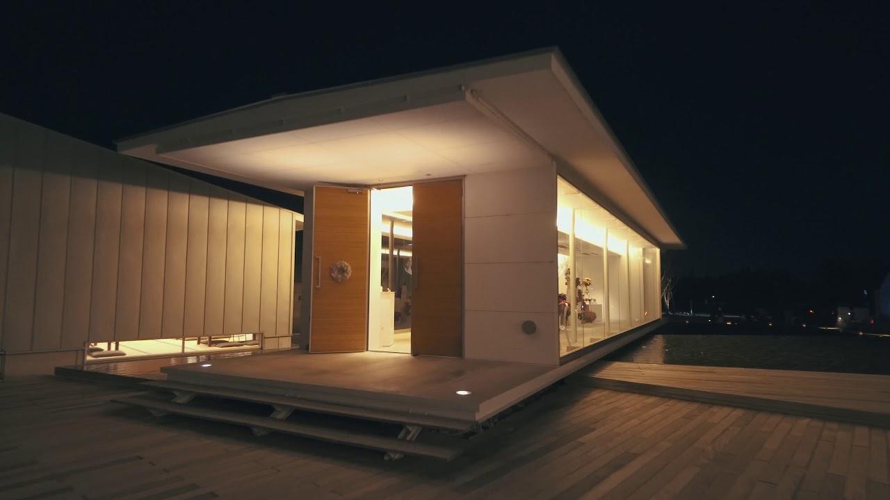 夜景撮影(建築物)