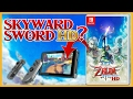 Skyward Sword HD on the Nintendo Switch COULD HAPPEN!! (Discussion)