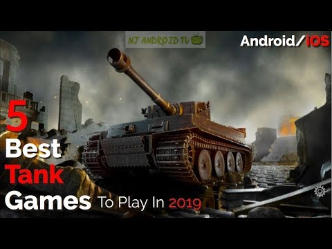 5 Best Tank Battle Games To Play In 2019 - Android/iOS [1080p/60fps]