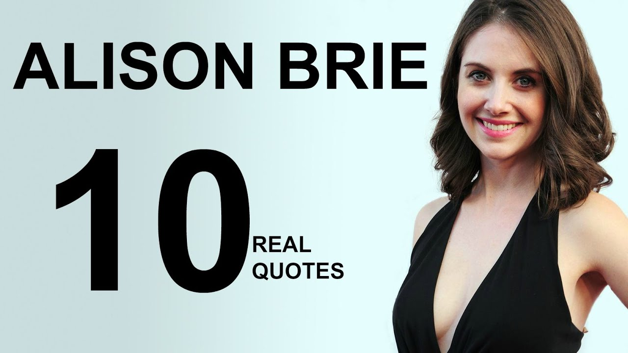 Unqualified dating advice alison brie instagram
