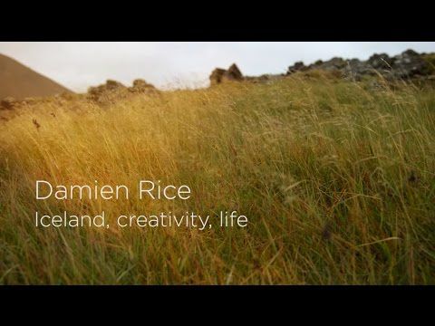 Damien Rice on Iceland, life, and creativity for The Line of Best Fit