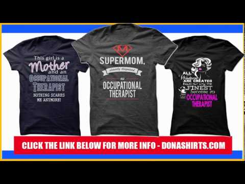 Occupational Therapist T-Shirt & Hoodie