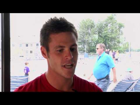 A Quick Interview With David Boudia - Wil Hampton