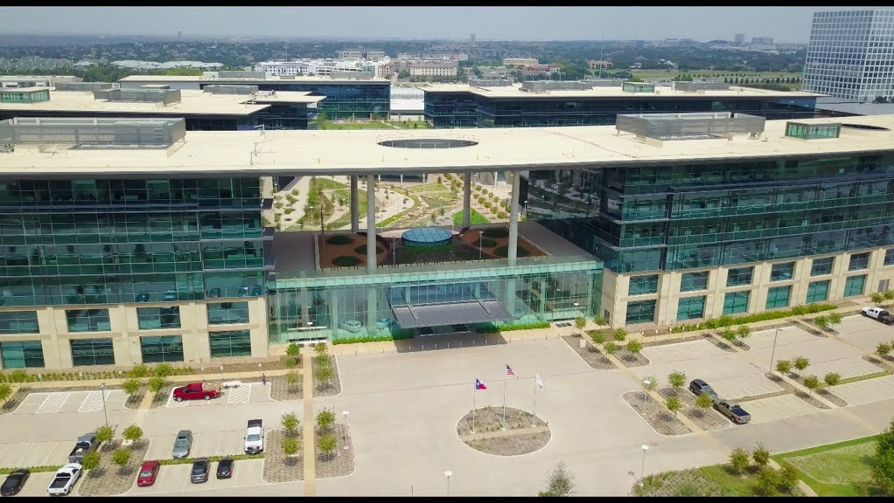 Toyota Of Plano >> Plano Tx Toyota Headquarters Legacy West Aerial Photography