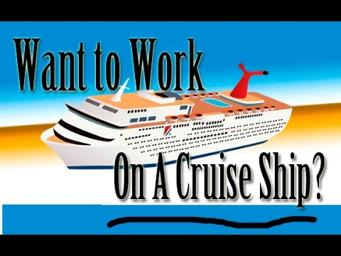 Want To Work On Board A Cruise Ship? Ep. 13 : Your First Day On Board!