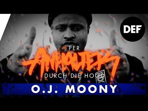 O.J Moony, RAF Camora, Money Boy, Nazar, Wien, Afro Trap, Ghana - #PADDH