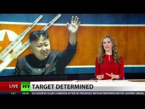 Target US: N.Korea warns of new nuclear missile launch