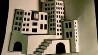 Make A 3d Paper City!