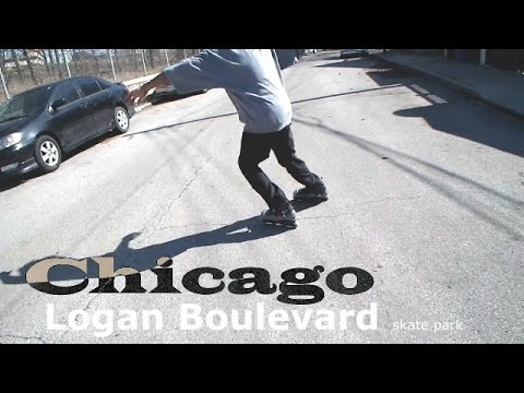 (Asher Bryan) Aggressive Inline Freestyle Skating - Chicago, IL 2016