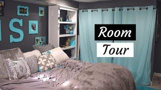 ROOM TOUR 2018 | Teen Girl Bedroom Decor