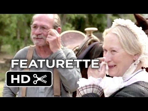 The Homesman Featurette - Making Of History (2014) - Tommy Lee Jones, Hillary Swank Movie HD streaming vf