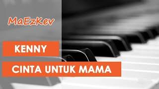 Cinta Untuk Mama   Piano Cover