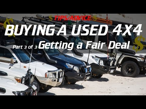 Buying A Used Vehicle, Off-road Version Part 3