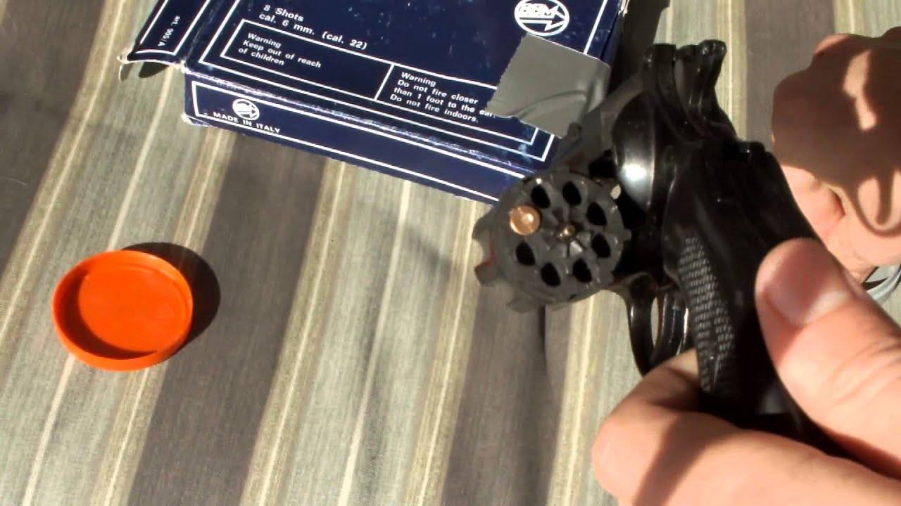 BBM Olympic 6  22 Blank Pistol