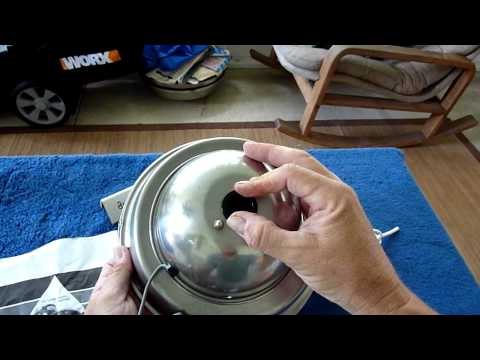 Auctionbandits eBay home business idea #3 - John Ellis Living Water Machine