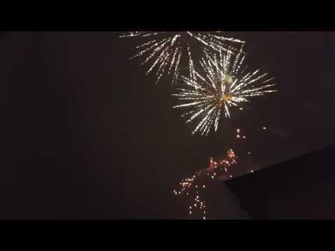 Neighborhood firework show, 2016, Omaha, Nebraska!!!