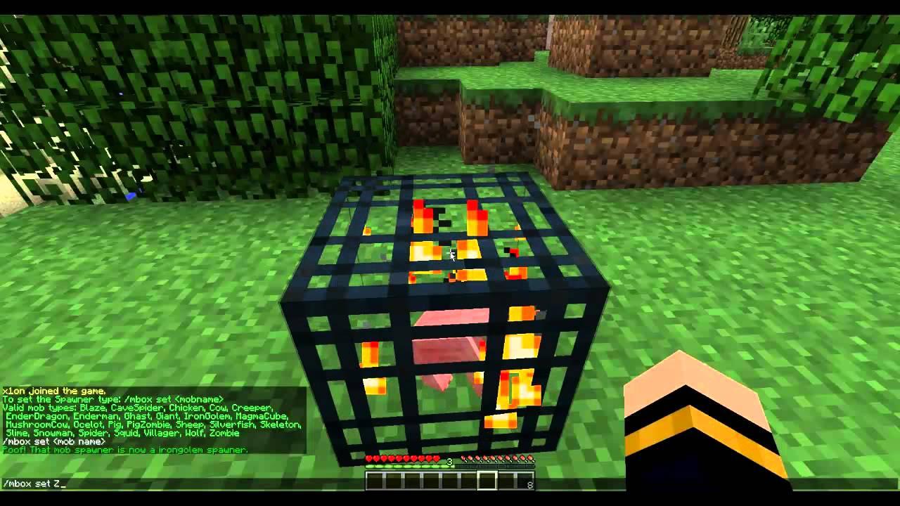 monsterbox minecraft bukkit plugin 1 3 2 deutsch hd. Black Bedroom Furniture Sets. Home Design Ideas