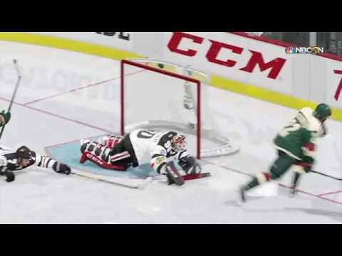 NHL 16 Wild Authentic Custom Goal Horn and Powerplay song!