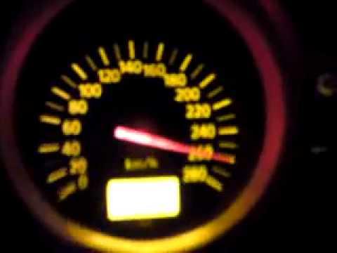 2003 nissan 350z top speed