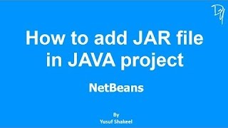How to Make a Jar File in hindi