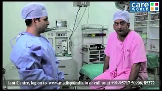 Wrong Hair Transplant reason & Revision   CARE WORLD TV   Dr Suneet    Medispa India  Jaipur  Delhi