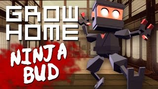 NINJA BUD - Grow Home Gameplay - All Star Seeds! - Episode 6