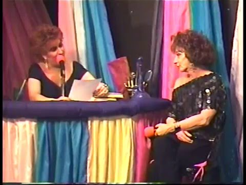 Evelyn Mims  HOLLY WOODLAWN,  Sal DeFalco on People TV Atlanta