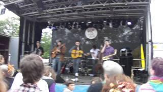 Les Yeux d`la Tete Live@Burg Herzberg Festival 2011 (1 / 2)