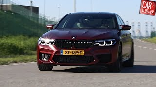 DRIVING the NEW BMW M5 First Edition 2018 | Does It Have It ALL? 0-290 km/h