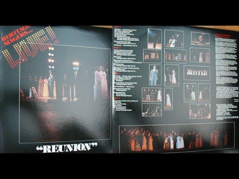 Heritage Singers, 1979 Reunion--Live LP (excerpts)