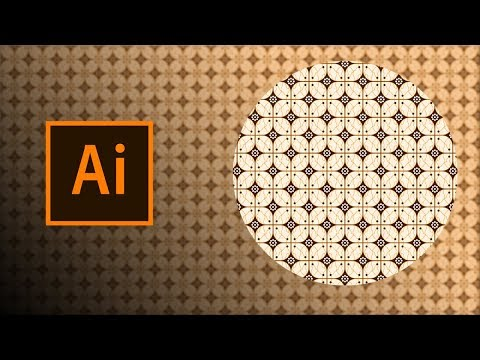 How to Create Batik Patterns in Adobe Illustrator