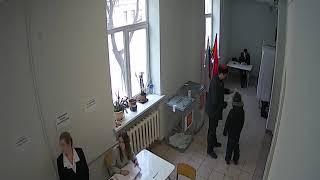 Смотреть видео Вбросы на участке 1613. Петроградский район, Санкт-Петербург, 18 марта 2018 онлайн