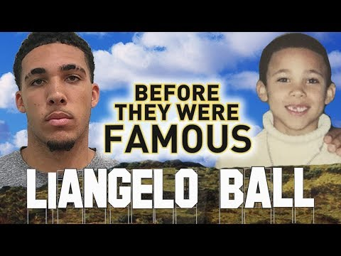 LIANGELO BALL - Before They Were Famous - CHINA ARREST / UCLA