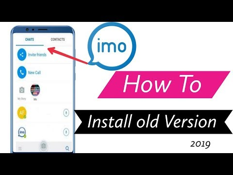 How To Download Imo Old Version | Imo Old Version | Imo New Update |