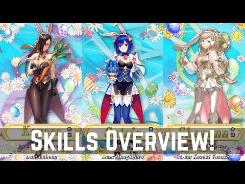 Spring Heroes Revealed! Hares at the Fair Banner - Skill Analysis!   FEH News 【Fire Emblem Heroes】