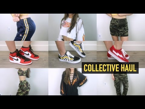 TRY ON COLLECTIVE HAUL/MOST RECENT PICKUPS!   Mel Joy