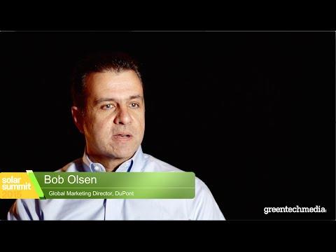 DuPont Interviewed at Solar Summit 2015