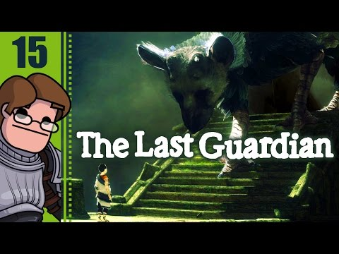 Let's Play The Last Guardian Part 15 - Tight Squeeze